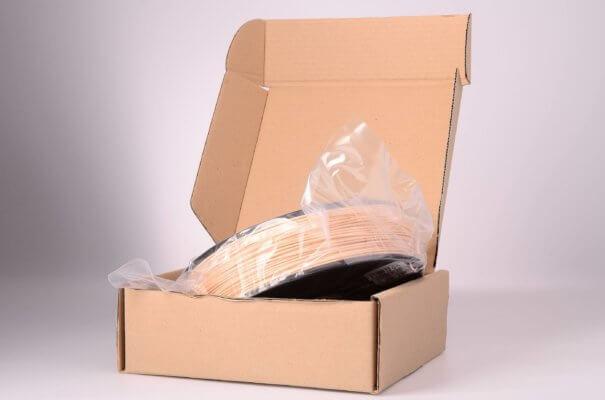 PLA-Filament mit Verpackung