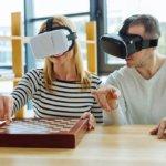 3D-Spiele in der virtuellen Realität