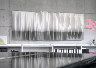 Beispiel für 3D-gedrucktes Paneel aus dem Shop