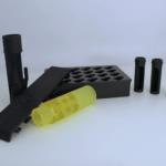 3D-Druck-Objekte für Medizintechnik aus Caligma 200