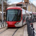 Sétif Tramways Fahrzeug