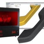 3D-Drucker von Photocentric und Software von CoreTechnologie