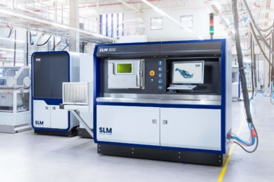 3D-Drucker SLM 500
