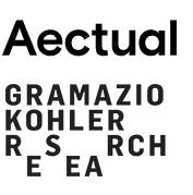 Aectual und Gramazio Kohler Research Logos