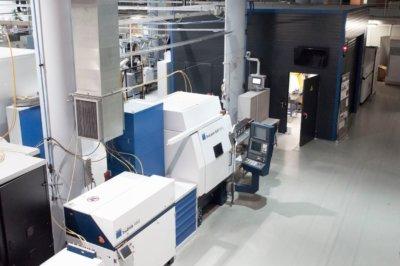 CAMT-Labor an der TU Breslau
