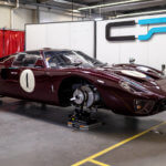 Ford GT40 in CP Tech Anlage