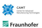 CAMT und Fraunhofer Logos