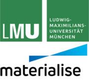 LMU und Materialise Logos