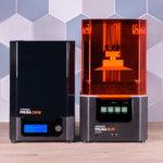 Prusa C&W CW1S und 3D-Drucker SL1S Speed