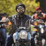 Sikh auf Motorrädern
