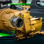 3D-Druck-Getriebe von Rodin Cars für den FZero