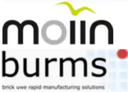 Logo MOIIN Resins und BURMS