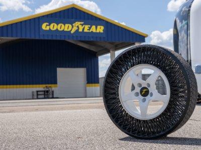 Goodyear Airless-Reifen