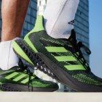 Schuhe 4DFWD von Adidas