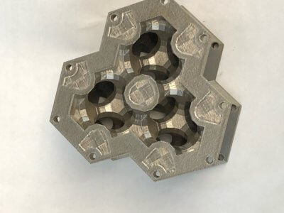 Metall Contactor AIR2CO2-Projekt