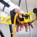 3D-gedruckter Bogenschützengriff