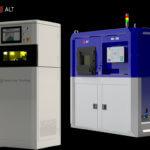 Collage ALFA 150D und ALFA 280 von Additive Laser Technology
