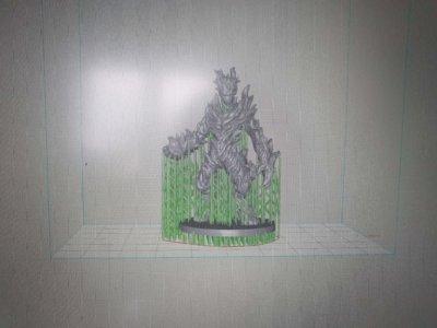 Creality HALOT-SKY CL-89 3D-Drucker