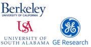 UC Berkeley, University of South Alabama und GE Research Logo