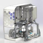 Hochleistungs-LED-3D-Drucker