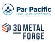 Par Pacific und 3D Metalforge