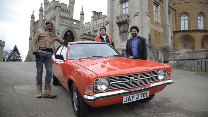 Show-Hosts mit Singh
