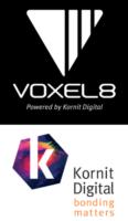 Logo Kornit Digital und voxel8