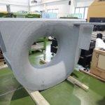 3D-gedruckter Panama Chock