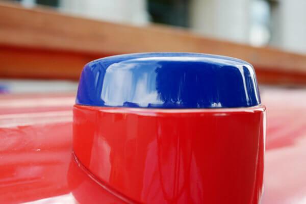3D-Druck-Blaulicht-Attrappe