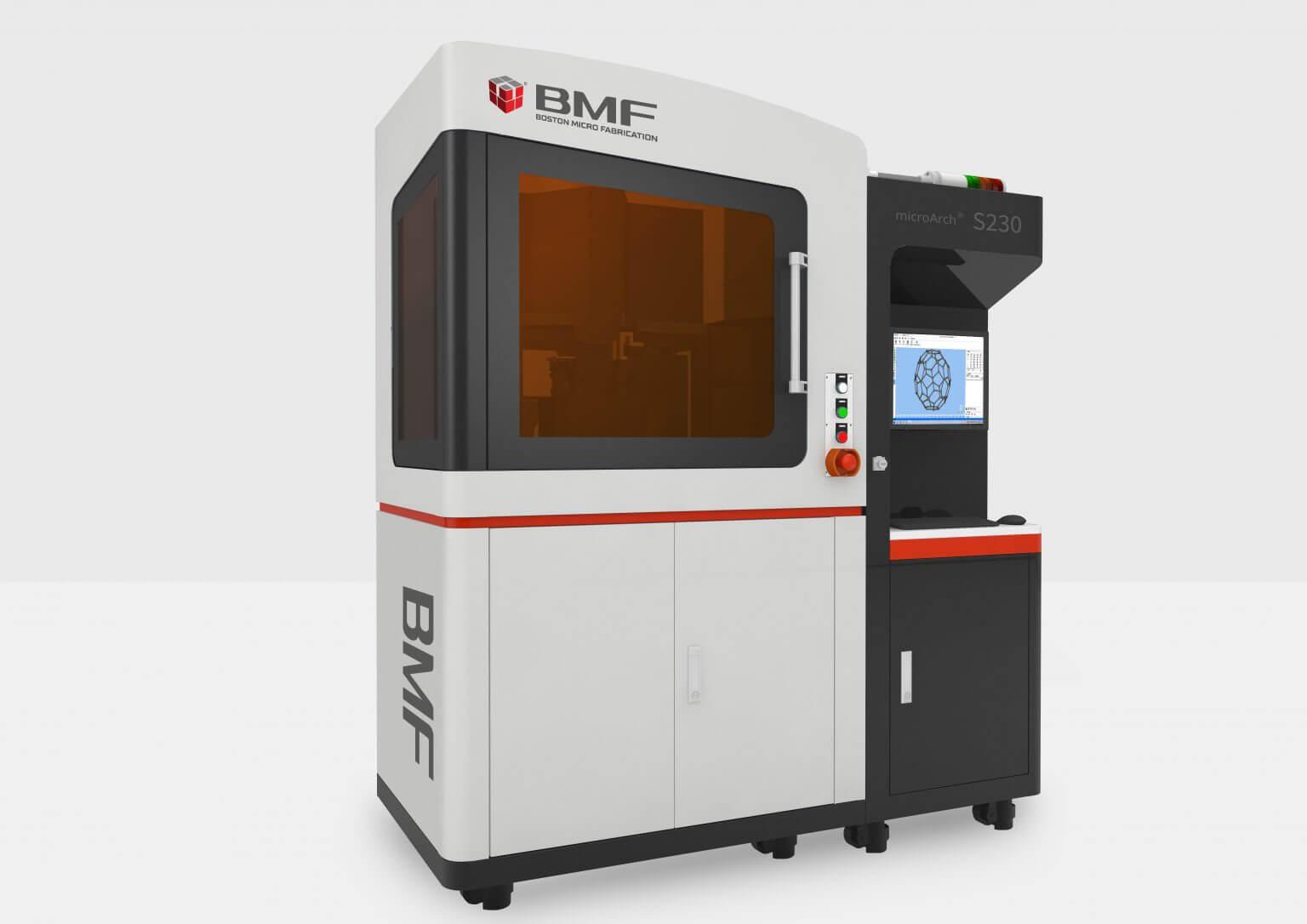 3D-Drucker S230 von BMF