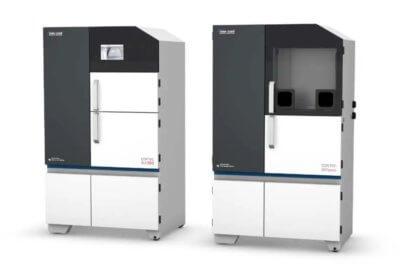 3D-Drucker CORITEC AM100 und Entpackstation AMpure