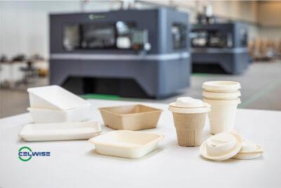 3D-Drucker von ExOne X1 160Pro und Produkte von Celwise