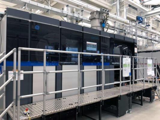 3D-Drucker Concept Laser M-Line