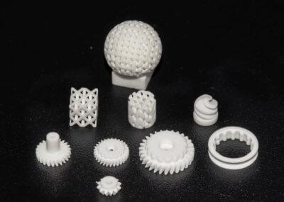 3D-Druck-Komponenten aus microArch S230