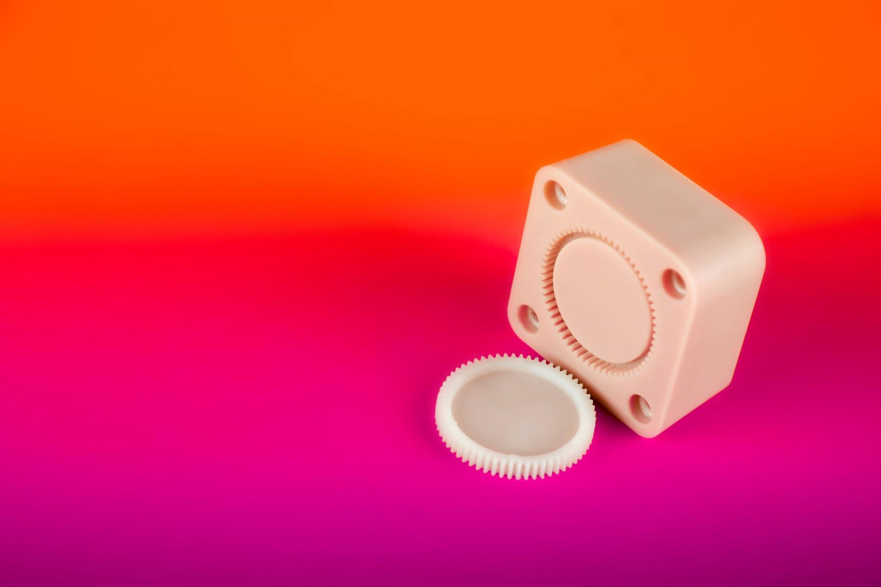 3D-Druck-Objekt