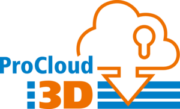 Projekt ProCloud3D Logo