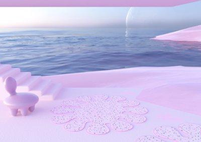 Werbebild Bodenstück Starfish