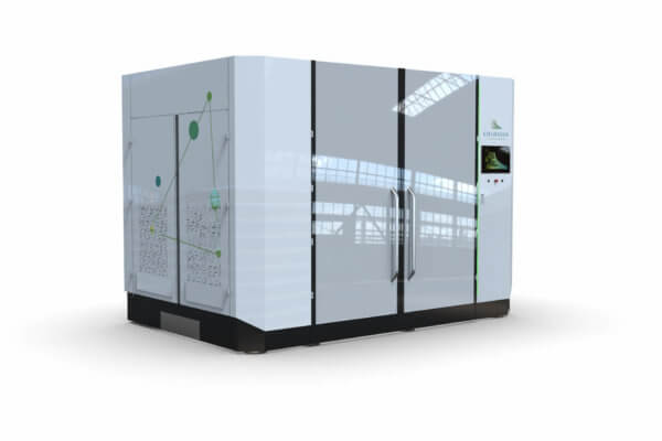 XS-Modell FGF-3D-Drucker Colossus