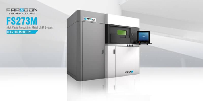 3D-Drucker Farsoon FS273M