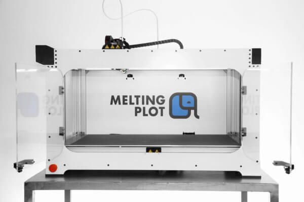 3D-Drucker MBL 136 von Meltingplot