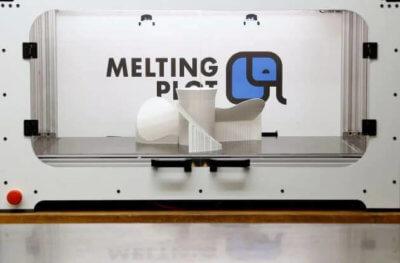 MBL 136 mit 3D-Druck-Objekt