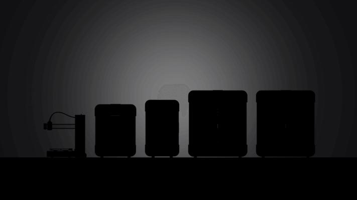 """3D-Drucker """"im Dunkeln"""" (Ankündigungsfoto)"""