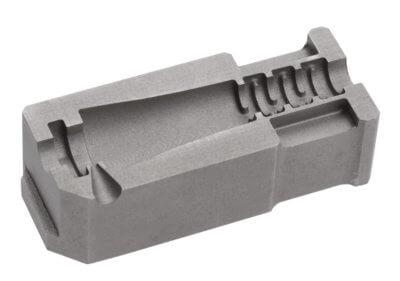 3D-gedrucktes Metallstück