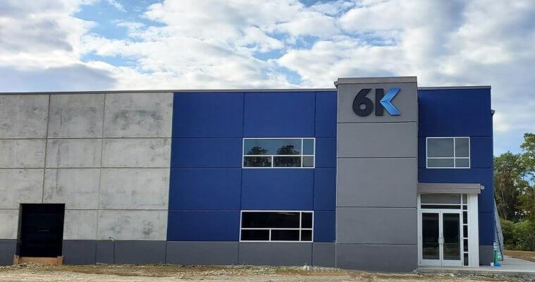 6K Unternehmensgebäude