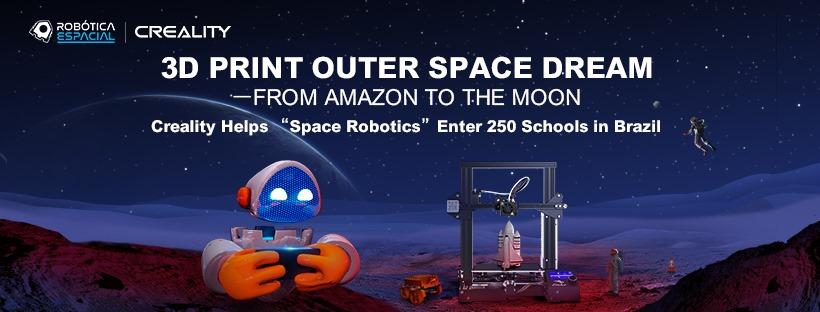 Space Robotics Project Werbebild