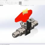 Screenshot SOLIDWORKS 2022 Hybrid Modeling