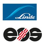 EOS und Linde Logos