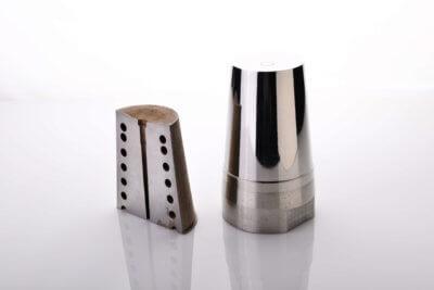 Objekt mit X1 MetalTool aus H13 Werkzeugstahl