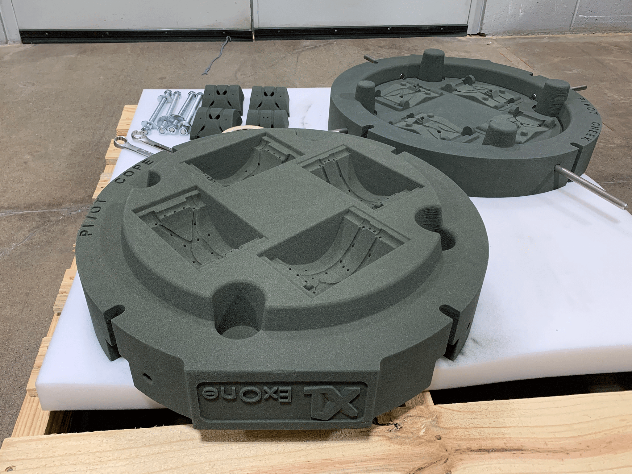 X1 Tooling X1 SandCast