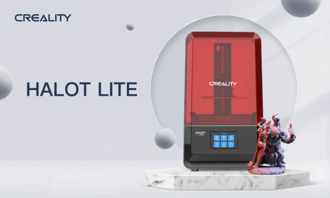 HALOT-LITE LCD-3D-Drucker